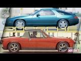 Forza Horizon 3 - ДУХ NFS: PORSCHE UNLEASHED / 928 GTS и 914/6 / Тест Автомобилей
