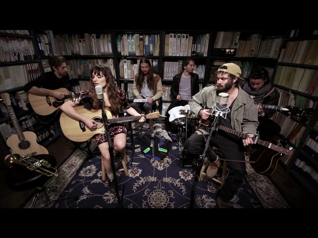 Angus Julia Stone - Nothing Else - 11/17/2017 - Paste Studios, New York, NY