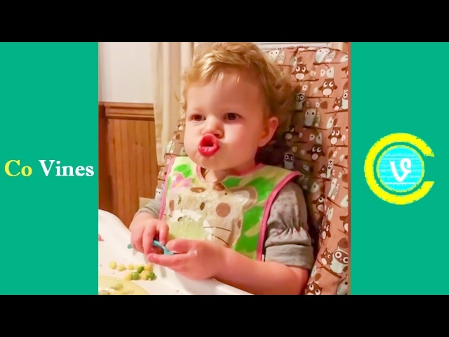 Try Not To Laugh Watching Funny Kids Fails Compilation March 2017 1 - Co Vines✔