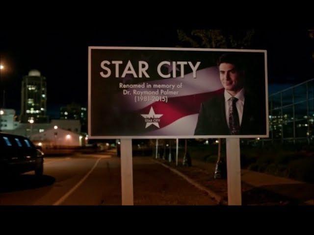 Arrow Season 4 Intro (Smallville Style)