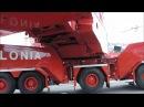 Großkran Liebherr LTM 1750 9 1 Bergung Betonpumpe