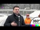 Открыта развязка на пересечении трассы М5 Урал с Лыткаринским шоссе