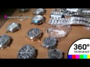 Таможенники изъяли часы стоимостью 21 миллион рублей