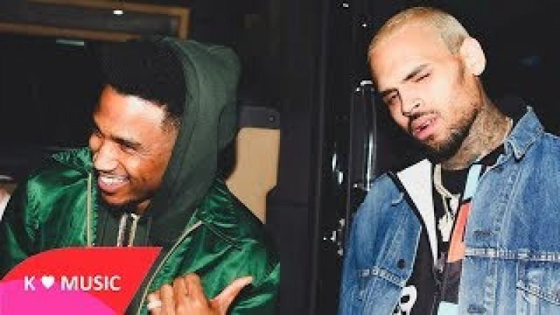 Chris Brown ft Trey Songz - Nothin On Me (New Song 2018)