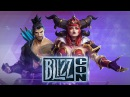 Heroes of the Storm – BlizzCon 2017 Announcement Trailer