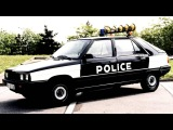 Renault 11 Police