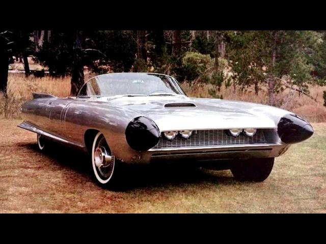 Cadillac Cyclone Concept Car 1959