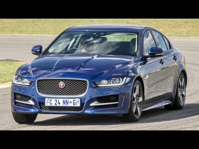 Jaguar XE R Sport ZA spec '2015–