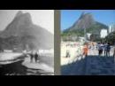 Rio de Janeiro antigo e atual