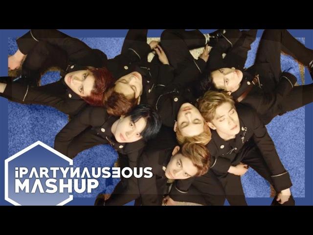 NCT U x Iggy Azalea - Boss x Team (mashup)