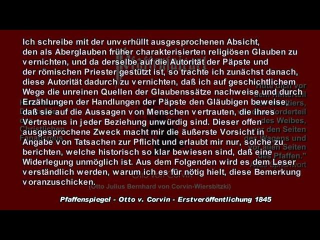 Pfaffenspiegel - DER Religionskritik-Klassiker