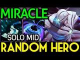 Miracle- Dota 2 Enigma Random Hero For Solo Mid