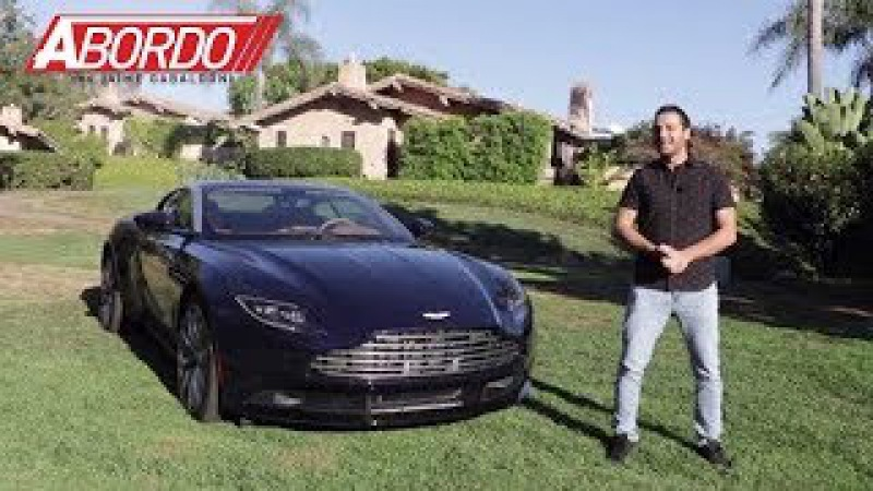 Aston Martin DB11 2018 Prueba A Bordo Completa