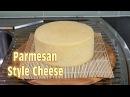 How to Make Parmesan Cheese (Italian Hard Cheese) at Home