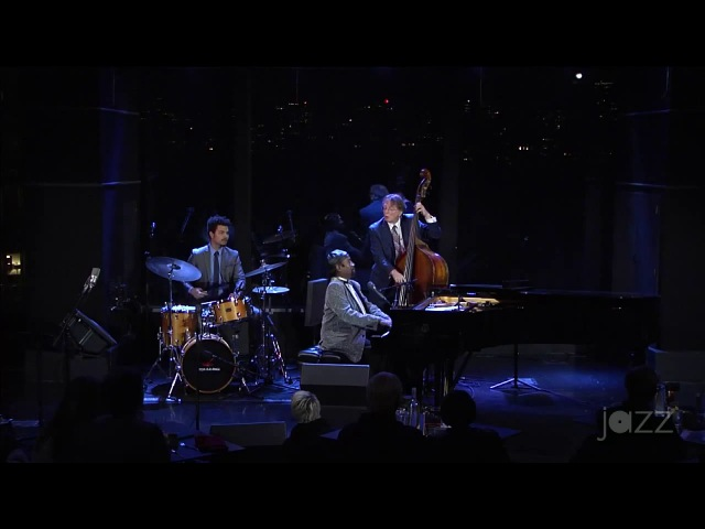 Johnny O'Neal Trio Live at Dizzy's 2016 1st set w Alex Gressel Charles Goold