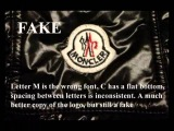 How To Identify a Fake Moncler Jacket - Part II