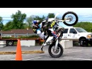 TIM COLEMAN dirt bike trickery hard enduro skills!