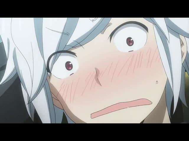 Можно я встречу тебя в подземелье Все включено Девочка столичная AMV anime MIX anime