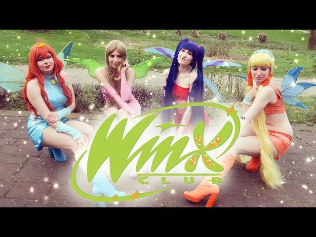 Magical Winx Club - Real Life ✨