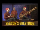 Musical Greetings Merry Christmas and a Happy New Year!