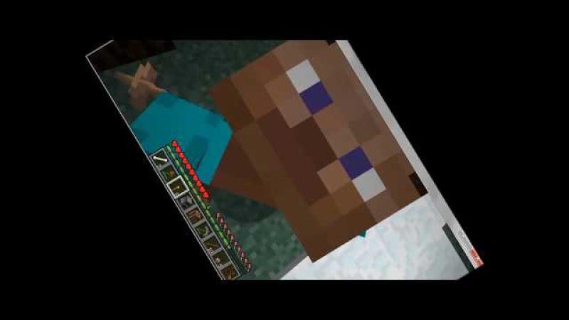 02 Весёлые приключения! сбежала от крипера и наконец пириплавила жильзу! (Minecraft Let...