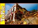 Мексика (Мехико) после землетрясения 19.09.2017. Mexico (Mexico city) after the earthquake