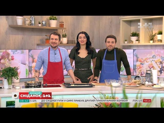 Смачний символ української столиці готуємо котлету по київськи в прямому ефірі