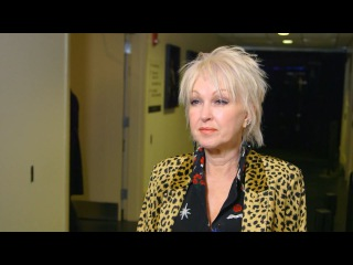 Cyndi Lauper Talks Performing 'Praying' With Kesha | 60th GRAMMYs