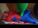 Trampling: BIG Legs Green Tights Trample