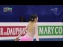 Satoko Miyahara SP 2018 Four Continents Championships