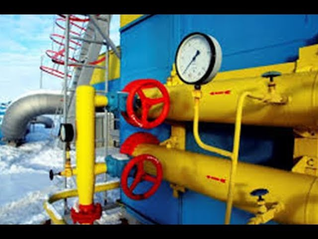 Афера Украины продавать Европе газ России обернулась крахом
