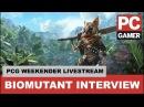 Разработчики Biomutant рассказали о боевой системе и комбо ударах в игре