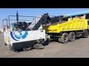 HAMARAT HMT MAXI аналоги МАГИСТРАЛЬ SENIOR 2000 BRODDSON SCANDIA прицепная подметальная машина