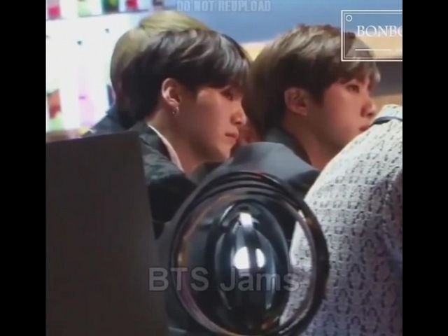 BTS Jungkook is watching you