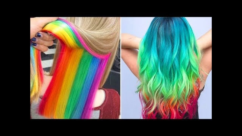Amazing Hair Color Transformation - 15 Easy Beautiful Hairstyles Compilation 2017