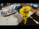 Орехокол на базе мясорубки