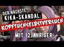 Neuer KIKA-Skandal: Kopftuchselbstversuch mit 12Jähriger! | KIKA-Mo mag Hassprediger Pierre Vogel