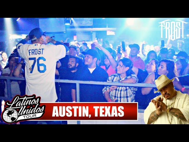 KID FROST Performing His Greatest Hits LIVE 2017 In Austin TX Latinos Unidos Tour
