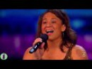 MELANIE AMARO TCNM Есть же таланты! X Factor Auditions