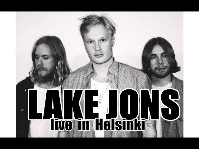 LAKE JONS LIVE IN HELSINKI ART GOES KAPAKKA