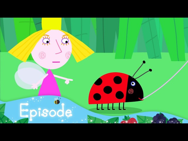 Ben and Hollys Little Kingdom | Gaston Goes to School | Full Episode
