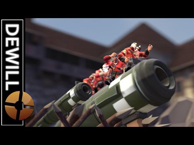 [ TF2 ] The Ground Strikers ( MVM )