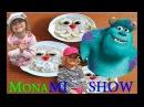 Волшебная каша от Корпорации монстров Салли Monami Show 0