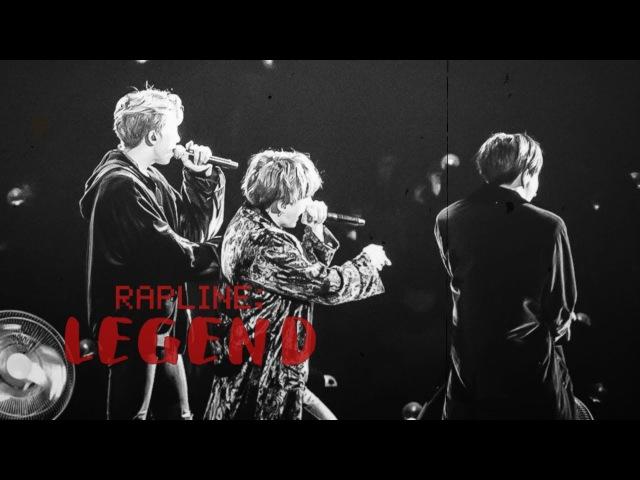 Rap line ─ legends