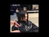 How to Cut a Textured Bob Haircut Medium Bob haircut makeover Barbershop