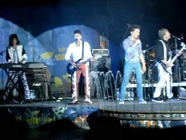 Концерт На-На в Омске. 4,07,13