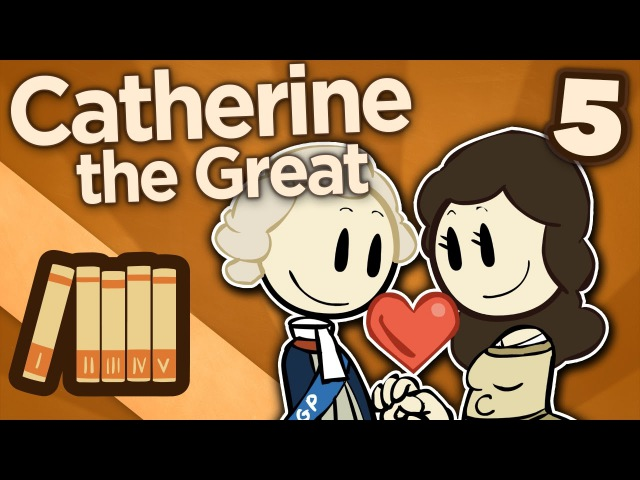 Catherine the Great - V Potemkin, Catherines General, Advisor, and Lover - Extra History