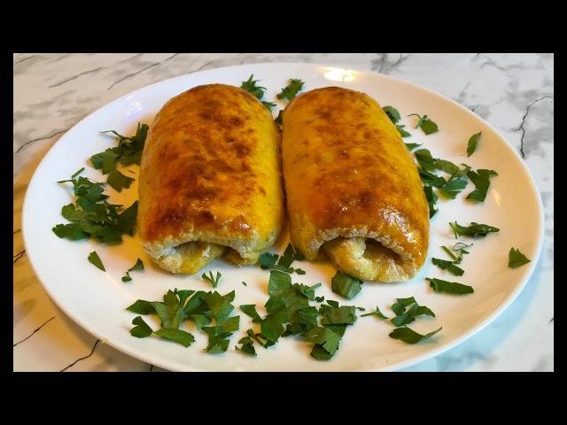 Картофельные Рулетики с Фаршем Potato Rolls With Minced Meat Пошаговый Рецепт(Вкусно и Просто)