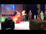 famous bellydancer GIMATDINOVA LILIYA and judges have fun