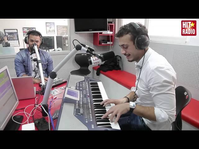 LIVE ENTY DE SAAD LAMJARRED - DJ VAN DANS LE MORNING DE MOMO - 06/02/2014